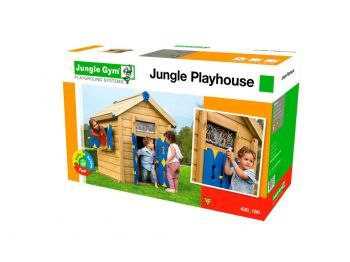 Krabice pro Jungle Playhouse